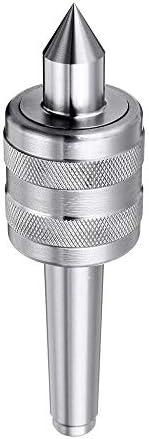 Queenwind MT2 0.02 インチ CNC 精密鋼旋盤ライブセンターテーパーツールトリプルベアリング