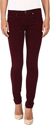 AG Adriano Goldschmied Womens Velvet Corduroy Legging Super Skinny Jean