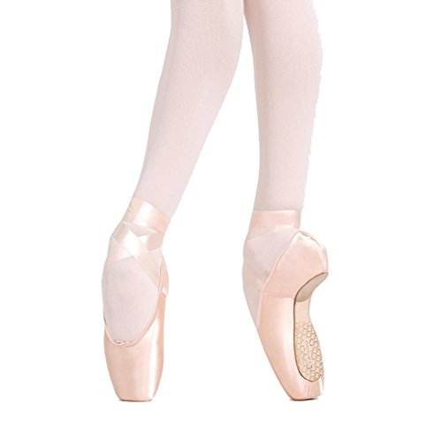 Capezio Damen Ballerinas Petal Pink