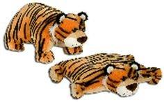 Tiger Pillow 16
