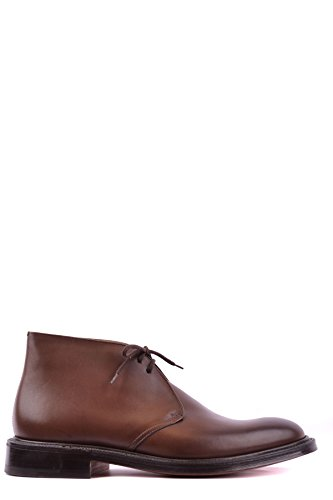 CHURCH'S HOMME MCBI069036O MARRON CUIR BOTTINES
