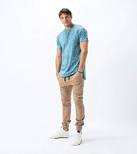 Zanerobe Mens Classic Cotton Flintock Basic T-Shirt