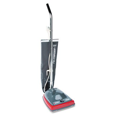 Sanitaire Commercial Lightweight Bag-Style Upright Vac, 12lb