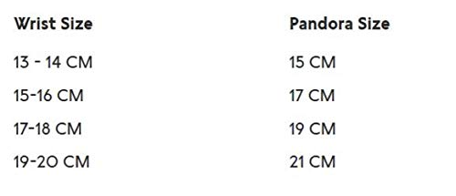 Pandora 590719-20 – Braccialetto in Argento 925