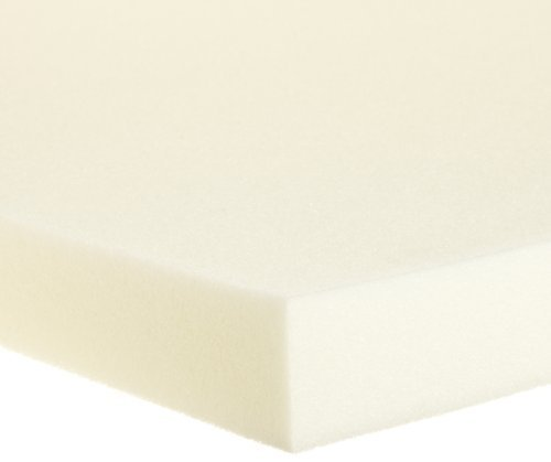 Sleep Better 2-Inch Visco Elastic Memory Foam Mattress Topper, Twin Extra Long by Sleep Better