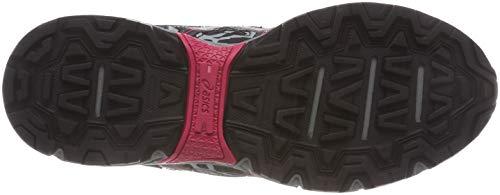6 Da 001 black Pink Donna Running Gel pixel Scarpe Asics Nero venture 1n6qPO