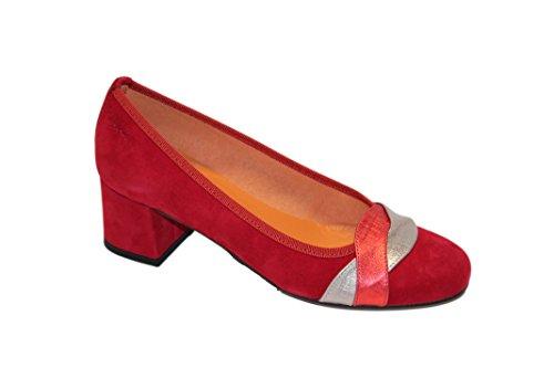 Symantec Norton, Damen Niedrige Sneaker Rot
