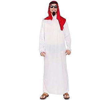 Fyasa 706317-txl árabe disfraz, talla XL: Amazon.es: Juguetes y juegos