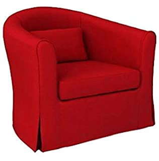 Groovy Amazon Com Tly Cotton Tullsta Armchair Cover For The Ikea Gmtry Best Dining Table And Chair Ideas Images Gmtryco
