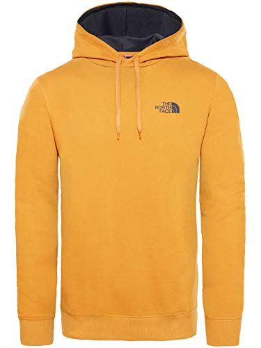 Face Peak Cappuccio Yellow Con Drew Adulto Citrine North Light The Felpa Unisex 5qntH7PqZW