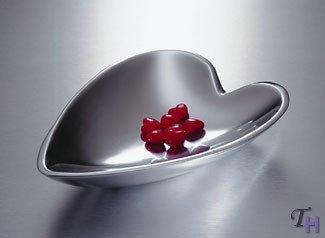 Sweetheart BowL (Nambe Heart)