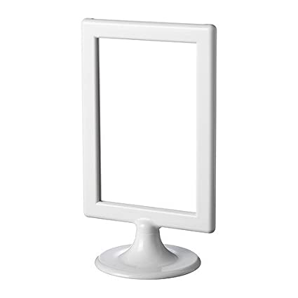 Amazon.com: Ikea Tolsby Frame for 2 Sided Pictures , White, 4 x 6: Baby