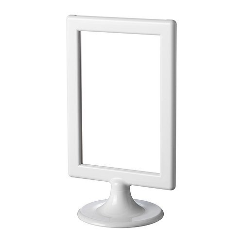 Ikea Tolsby Frame for 2 Sided Pictures , White, 4 x 6