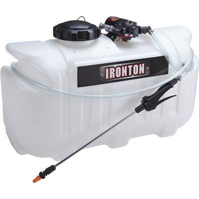 Ironton ATV Spot Sprayer – 26-Gallon Capacity, 2.1 GPM, 12 Volt