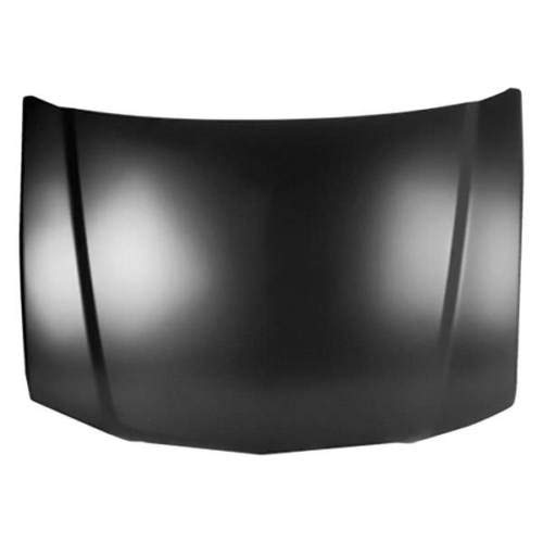 New Front Hood Panel For 2003-2006 Chevrolet Avalanche, 03-05 Chevy Silverado Fits All 03-04 Silverado/2005 1500 Light Duty, 03-06 Avalanche Without Body Cladding GM1230274 ()