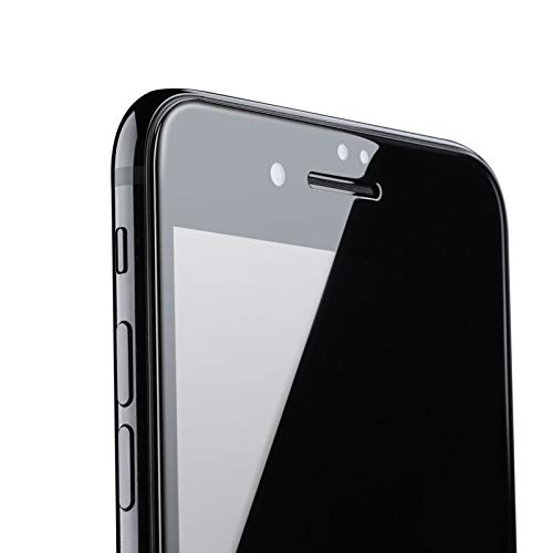 著者広々年金Benks iPhone 7/8 液晶保護フィルム 高透過率 強化ガラス フィルム 硬度9H アンチグレア 極薄0.23mm 3D曲面全体カバー 3D Touch対応 耐摩擦(iPhone7/8 ブラック)