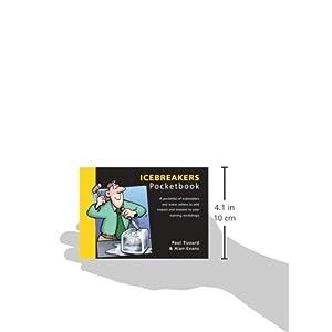 Icebreakers Pocketbook (Management Pocketbooks) Paperback – 1 Jan. 2003