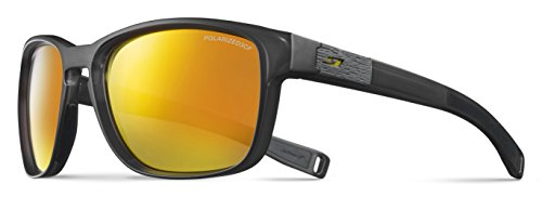 Julbo Paddle Sunglasses, Black/Black with Polarized 3CF Lenses