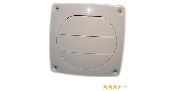 Cata LHV 225 - Ventilador (Plata, 45W, 230 V, 28.5 cm, 10.9 cm ...