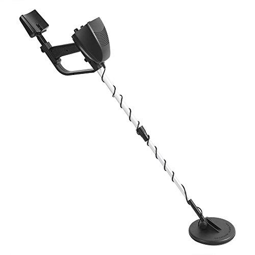 (Handheld Metal Detector,Acogedor Ultimate Treasure Hunter with LCD Display,Distinctive Audio Prompt,Waterproof Dial)