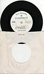 Download mp3 full flac album vinyl rip Carpenters - Your Baby Doesnt Love You Anymore (Vinyl)