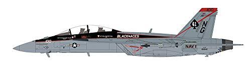 Mcdonnell Douglas F/A-18F Super Hornet VFA-41 Black Aces Cag, USS John C. Stennis, US Navy, 2012 1/72 Scale