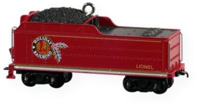2009 Christmas Train (LIONEL Holiday Red Mikado Tender 2009 Hallmark Ornament)