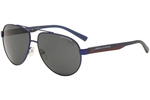 7c9c433b94a6 Armani Exchange Men s Metal Man Aviator Sunglasses