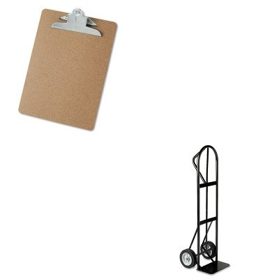 KITSAF4071UNV40304 - Value Kit - Safco Tuff Truck Economy Truck (SAF4071) and Universal 40304 Letter Size Clipboards (Safco Tuff Truck)