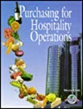 Purchasing for Hospitality Operations, Virts, William B., 0866121145
