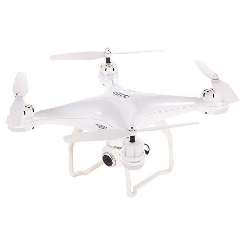Goolsky SJ R/C ドローン S20W (720P-D/1080P)(GPS)FPV 調整可能 カメラ 広角 RTF ダブル GPS測位 クワッドコーン ドローン