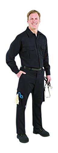 TOPPS SAFETY PP01-1810-36 PP01-1810 Men's Plain Front Glove Pocket Pants 36 Waist Size Midnight Navy [並行輸入品]  B07Q2ZB5ZX