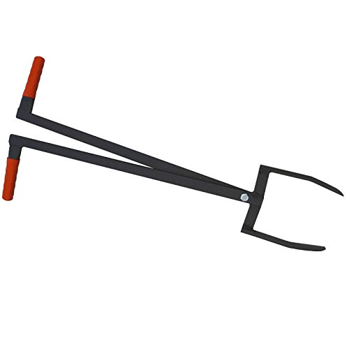 Picard 0057000 11.023 lb Tong for paving stones by Picard