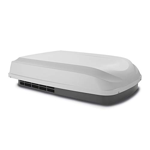 Dometic 640315C Penguin II 410 Amp Low Profile Rooftop Air Conditioner(Polar White)