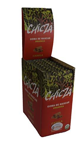 GOMA DE MASCAR ORGANICA CANELA