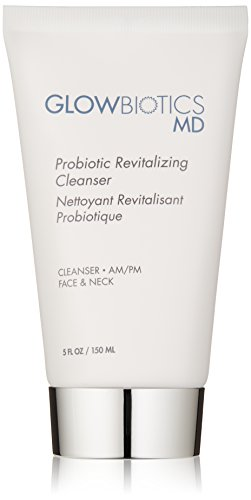 Glowbiotics MD Probiotic Revitalizing Soothing Facial Cleanser for All Skin Types, ()