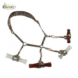 Avery Game Call Power Lanyard (Mossy Oak Bottomland)