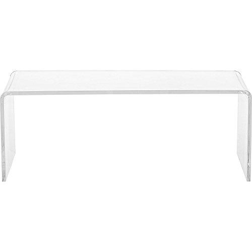 Pure Décor Acrylic Coffee Table (Clear Acrylic Table Lucite)