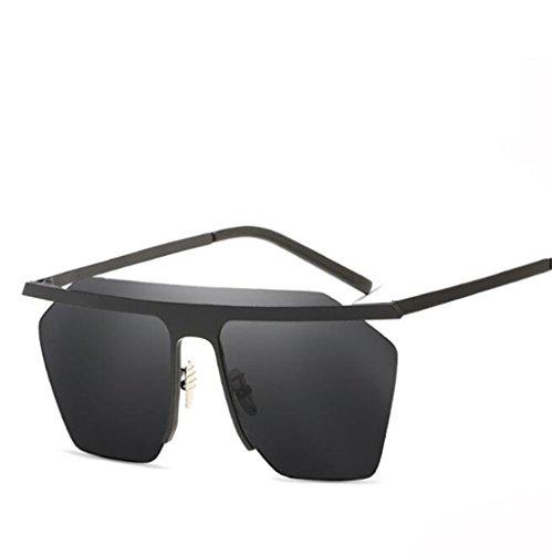 de gafas sol siameses y de y gafas sol General femenina gafas de E los masculina Unidos Europa Estados tendencia x4TqwTI