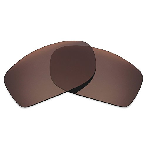 Mryok Polarized Replacement Lenses for Oakley Fives Squared - Bronze Brown