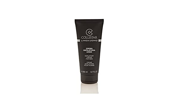 Amazon.com : Collistar Linea Uomo Crema Depilatoria Uomo 6.8oz (200ml) : Beauty