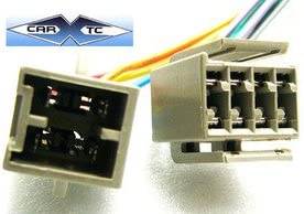 [QNCB_7524]  Amazon.com: Carxtc Stereo Wire Harness Fits Ford Mustang 83 84 1983 1984:  Car Electronics | 1984 Ford Mustang Wiring Harness |  | Amazon.com