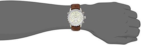 Rotary Men's gs00120/31 Analog Display Quartz Brown Watch