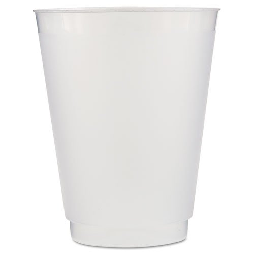 WNAPF16 - Front Flex Plastic Cups, 16 Oz, Frosted/translucent by WNA