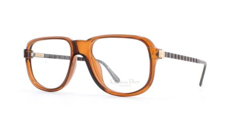 Christian Dior 2418 FLEX 70 Brown Authentic Men Vintage Eyeglasses - 2014 Frames Dior Glasses