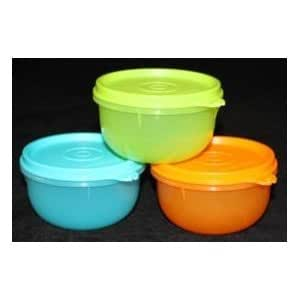 Amazon Com Tupperware Ideal Little Kids Bowl Set Of 3