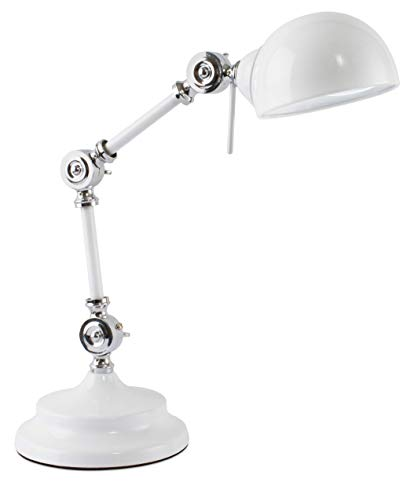 OttLite LED Parker Table Lamp | Task Lamp, Craft Lamp, Desk Lamp | Great for Office, Home, Workshop, Dorm | ()