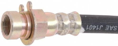 ACDelco 18J1722 Professional Front Hydraulic Brake Hose Assembly