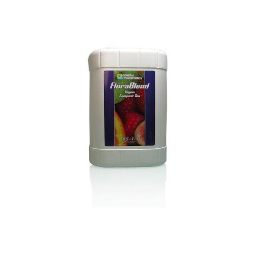 General Hydroponics Flora Blend-Vegan Compost Tea - 6 Gallon