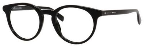 Eyeglasses Boss Black Boss 681 0807 - Round Glasses Boss Hugo